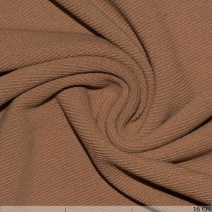 Knitted Viny Twill Camel