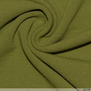 Knitted Viny Twill Olive