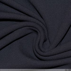 Knitted Viny Twill Grey