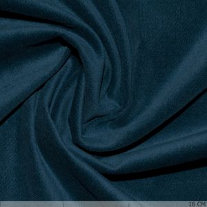 Stretch Velvet Petrol