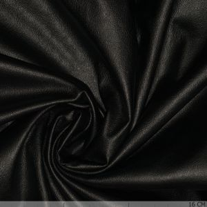 Air washed leather black