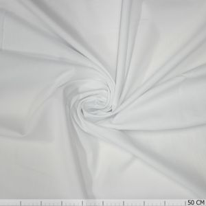 Cotton voile wit