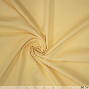 Linnen viscose yellow