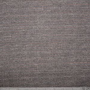 Jacquard Taupe Stripes