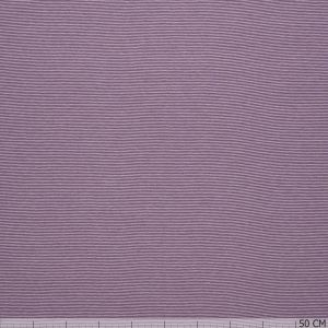 Cotton Jersey Stripe Old Pink S