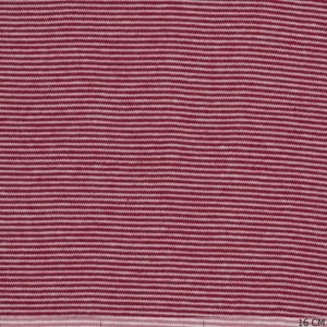Boordstof Stripe Red S