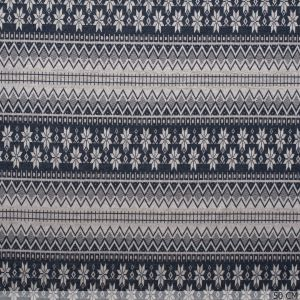 Knitted Stripes Norway Beige