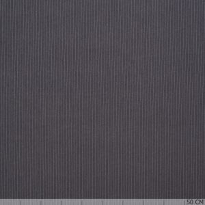 Classic Krijtstreep Stretch Light Grey