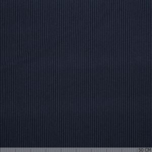Krijtstreep Small Stretch Navy
