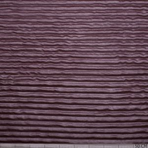 Knitted Step Plain Bordeaux