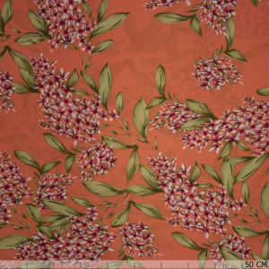 Blossem crepe orange