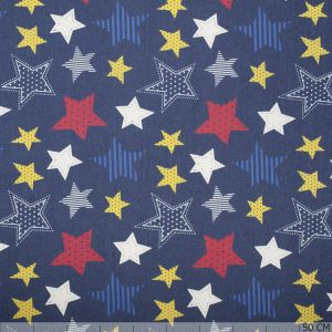 Stretch Denim Color Stars