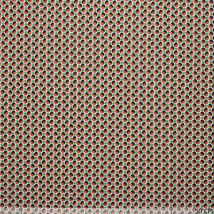 Cotton Jersey Color Spots Orange