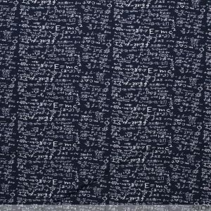 Tricot Sciene Dark Blue