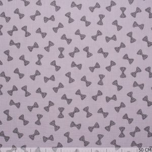 Hydro Baby Cotton Bow Misty Pink