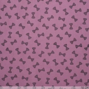 Hydro Baby Cotton Bow Old Pink