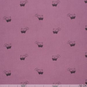 Hydro Baby Cotton Bear Old Pink