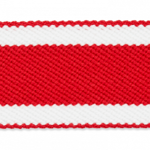 Maritime Band Rood 40mm