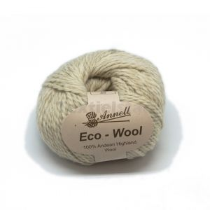 Annell Eco Wool 50gr. 0560