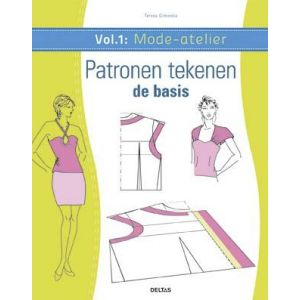 Mode-atelier vol.1- Patronen tekenen - de basis