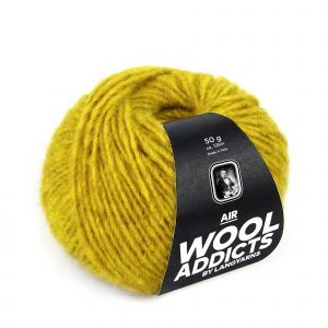 Lang Yarns Air Ocker