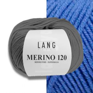 Lang Yarns Merino 120 Royal