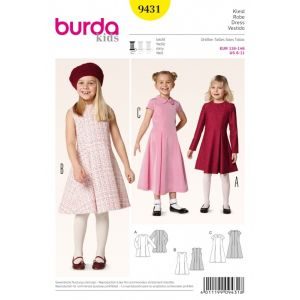 Burda Naaipatroon  9431
