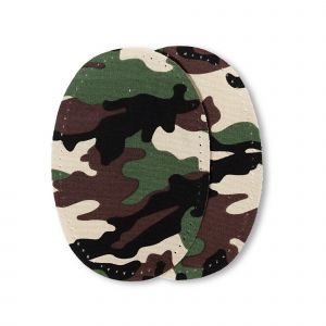 Patches CO camouflage 9x13,5cm