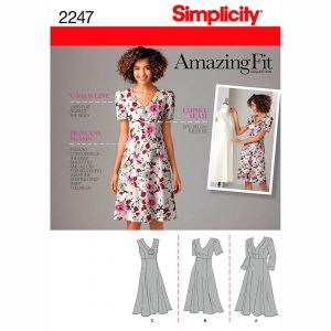 Simplicity Naaipatroon  2247-BB
