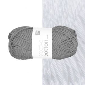 Rico Creative Cotton (Aran) Wit