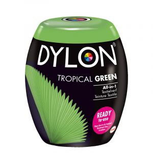 Dylon Machineverf POD Tropical Green 03