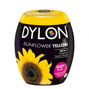 Dylon Machineverf POD Sunflower Yellow 05
