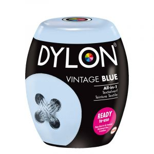 Dylon Machineverf POD Vintage Blue 06