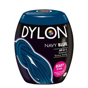 Dylon Machineverf POD Navy Blue 08