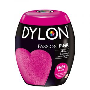 Dylon Machineverf POD Passion Pink 29