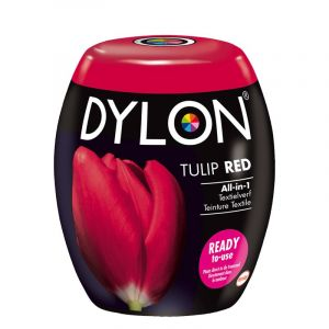 Dylon Machineverf POD Tulip Red 36