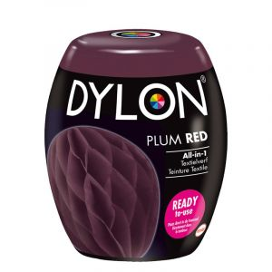 Dylon Machineverf POD Plum Red 51