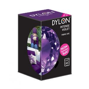Dylon Machineverf + Zout Intense Violet 30