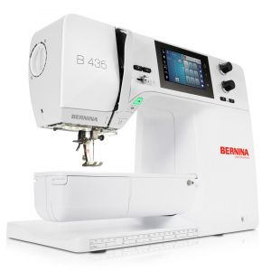 BERNINA 435 + naaivoetenset