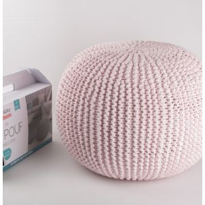 Phildar KIT DIY POUF ROSE