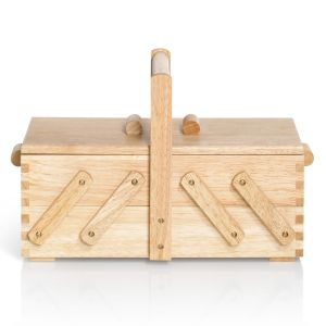 Naaibox hout licht Small