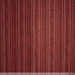 Stippel streep voile rood
