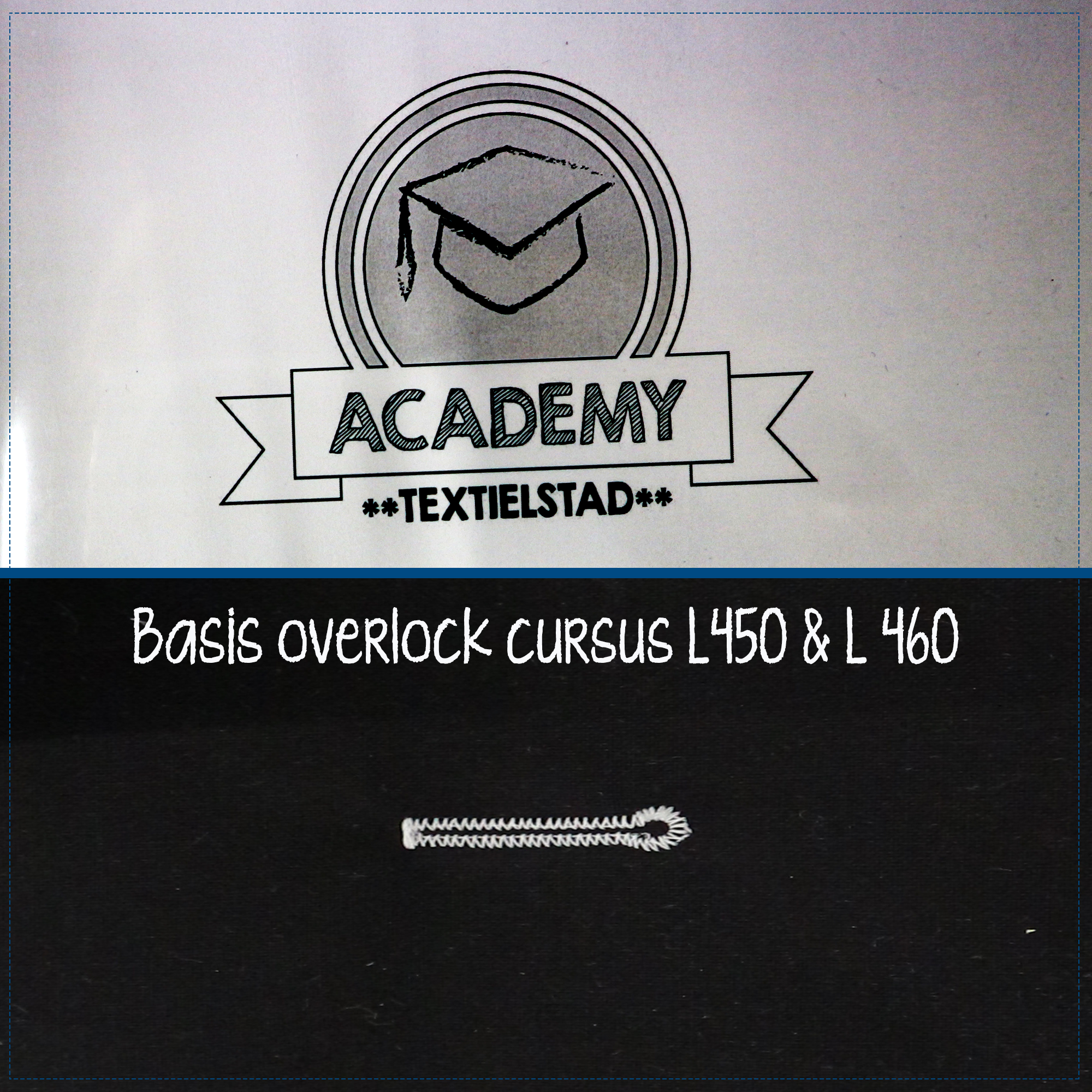 Basis overlock cursus
