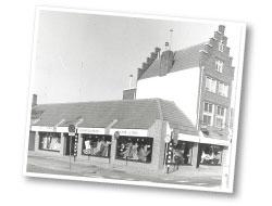 Stoffenwinkel aan de Oude Lind
