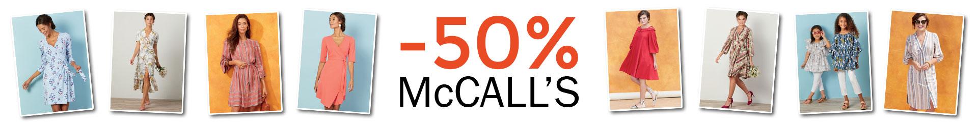 McCall's SALE